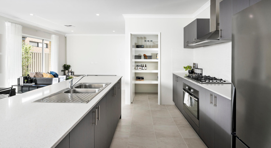 Anfield Display Home Kitchen