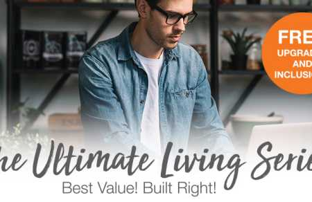 The Ultimate Living Series - Shelford Homes