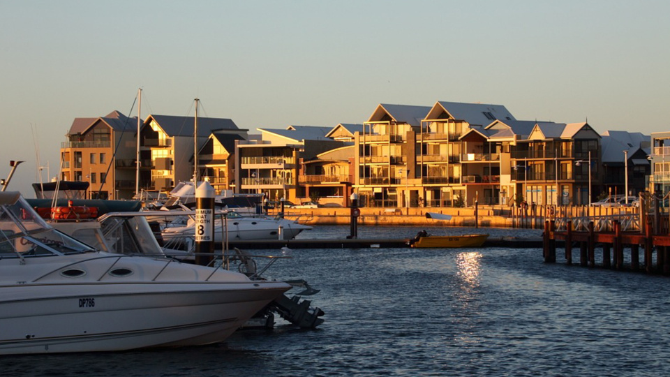 Mandurah was one of the hot-spot suburbs identified in the report.