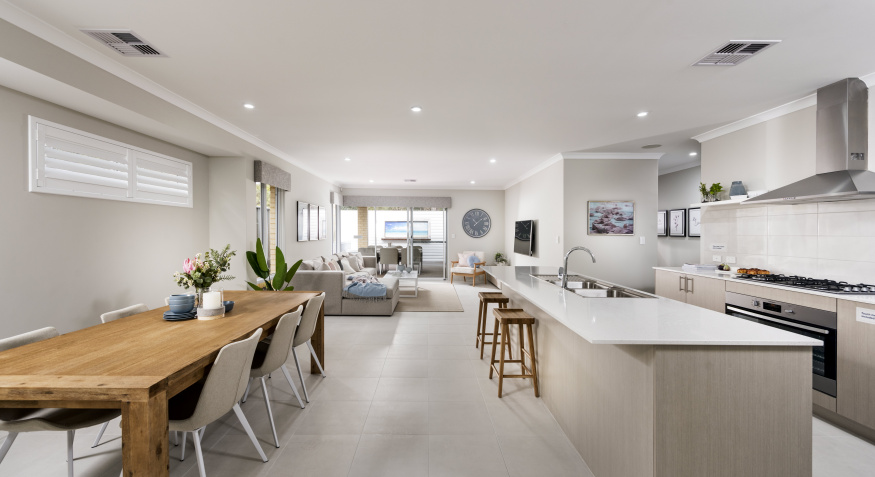 Lily Display Home Open Plan Living