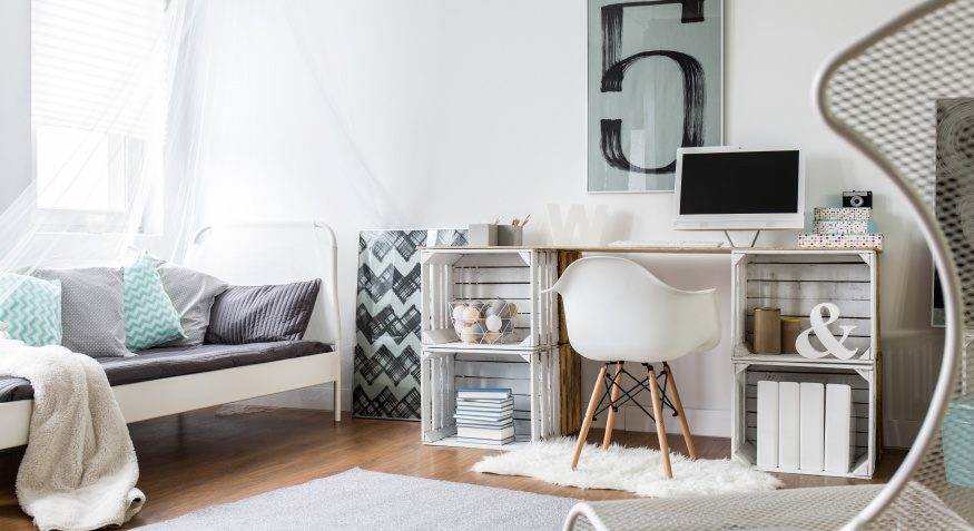 How to Create a Multifunctional Spare Room