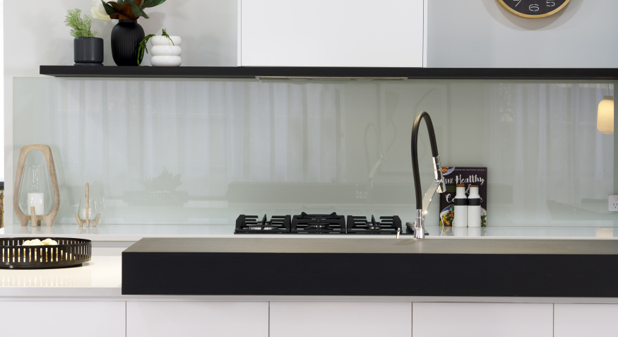 Opulence Display Home Kitchen