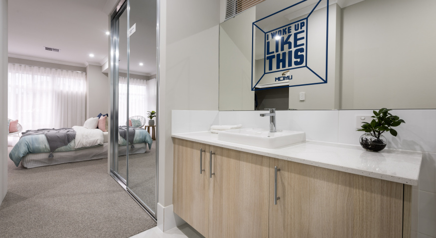 Lily Display Home Ensuite