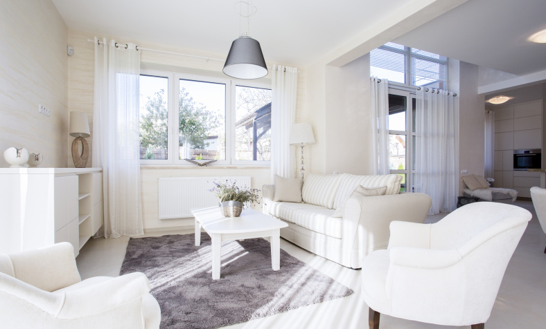 How to take maximise the natural light in your home