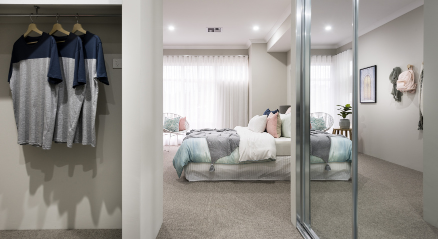 Lily Display Home Walk in Robe