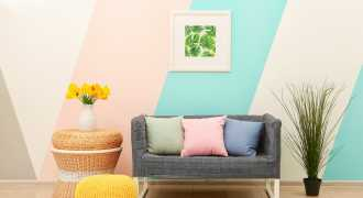 Utilising colour theory in interior design