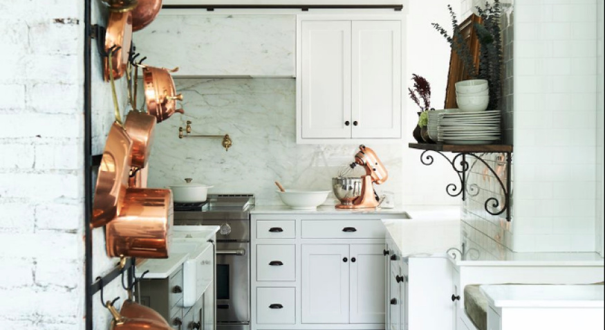 How To Create A French Country Style Home