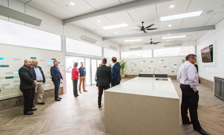 Shelford Quality Homes - Brand New Showroom and HQ For WA