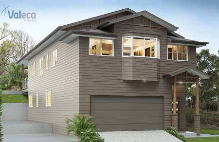 2 Storey On Raised Block