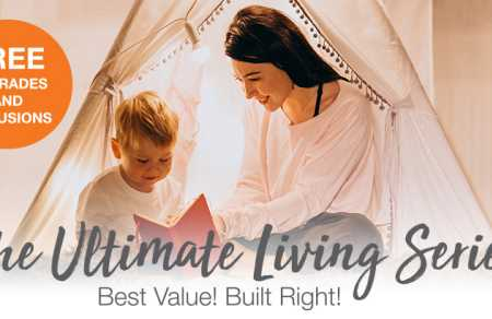 New - The Ultimate Living Series