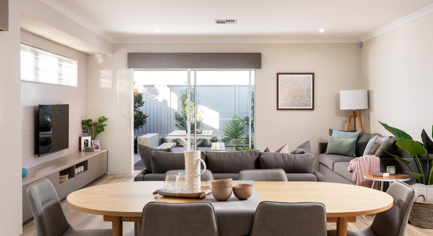 Sands Display Home Dining Room