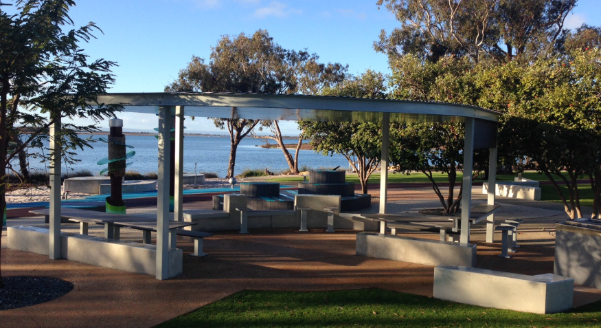 Foreshore Reserve BBQ Area