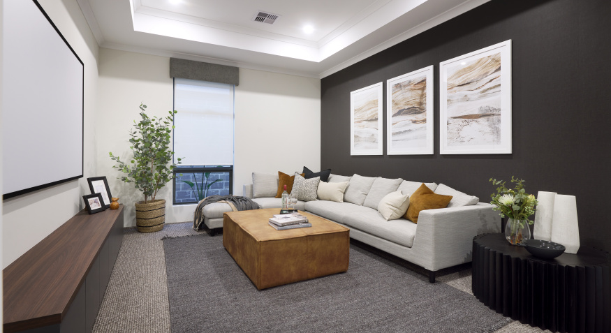 Outlook Display Home Theatre