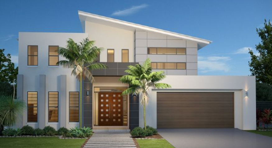 Twin Waters 300 - Facade 2