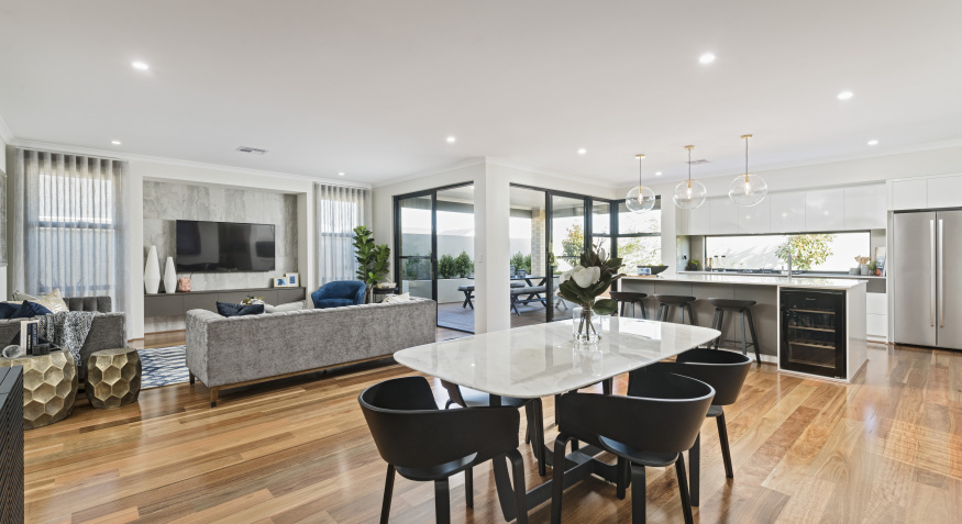 Northport Display Home Dining Room