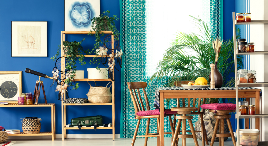 How To Create A Bohemian Style Home