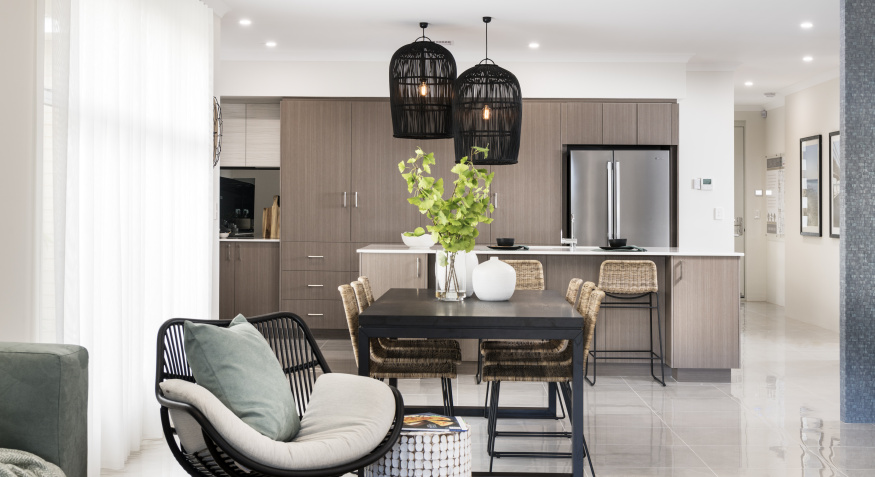 Coral Bay Display Home Dining Room