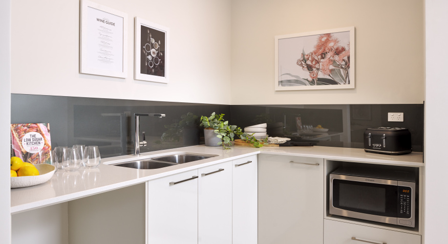 Outlook Display Home Scullery