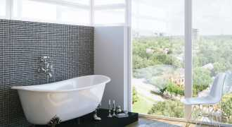 New bathroom trends and ideas