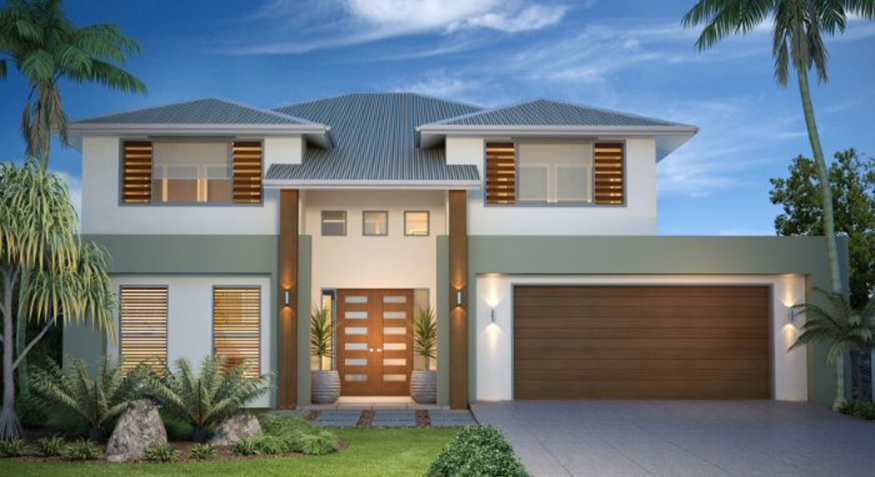Twin Waters 300 - Facade 1