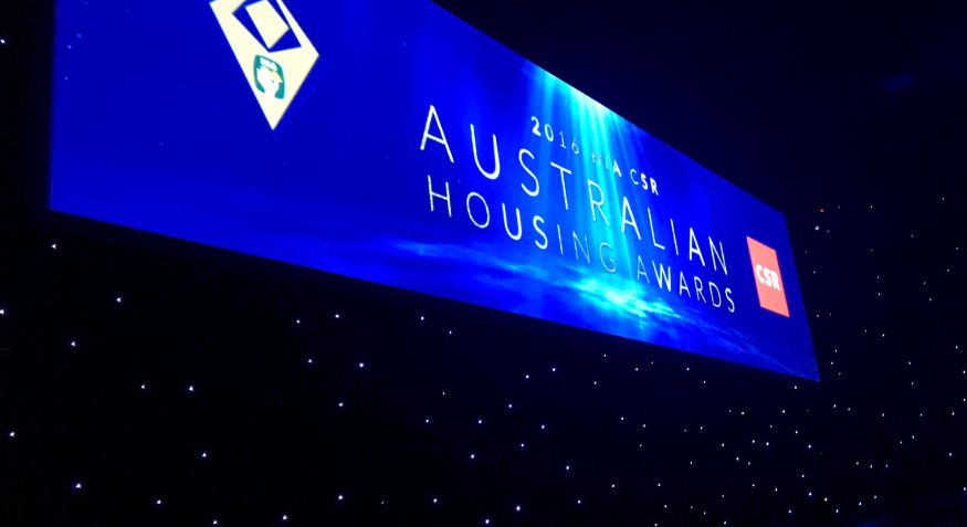 The 2016 HIA CSR Australian Housing Awards