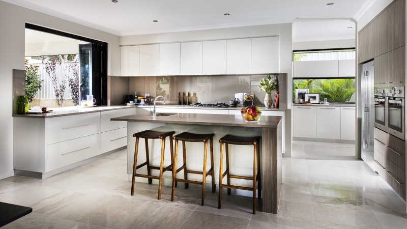 Planning a Kitchen for Purpose and Pleasure