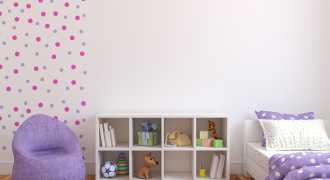 Design tips for kids sharing a bedroom