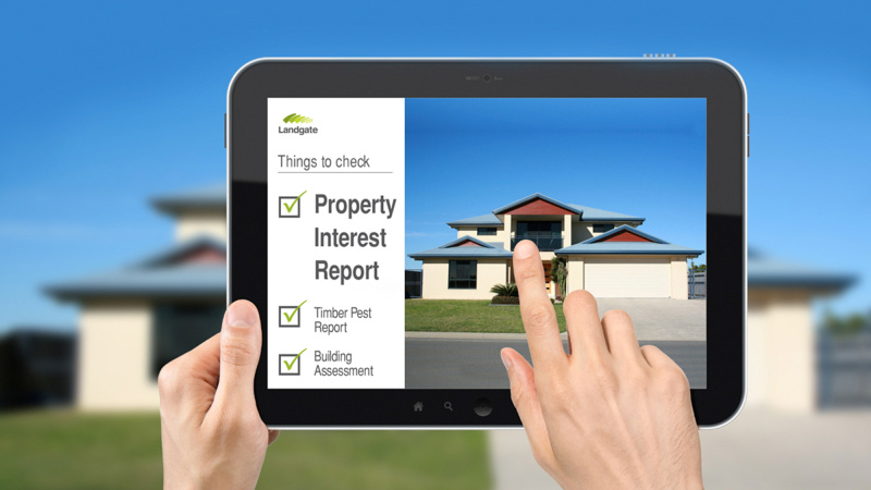 Property Interest Report to Assist Prospective Homebuyers