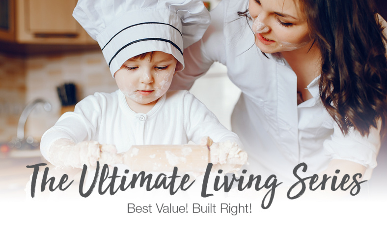 Shelford First: The Ultimate Living Series
