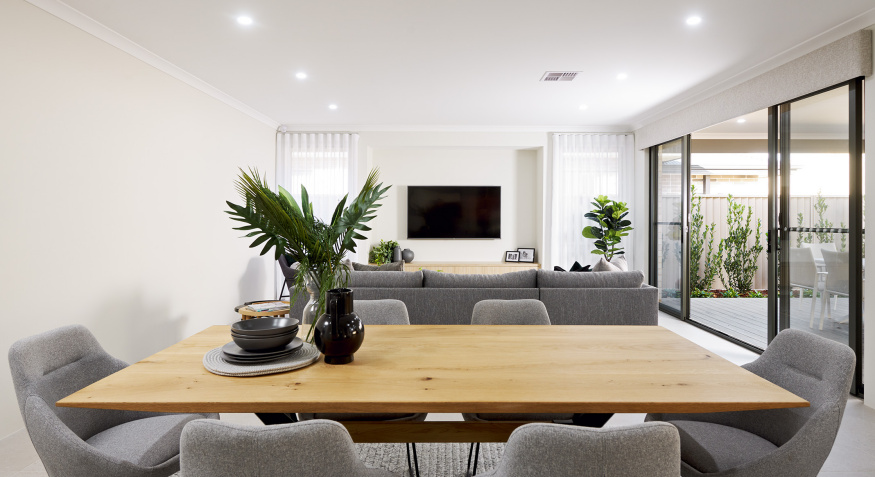 Serenity Display Home Dining Room