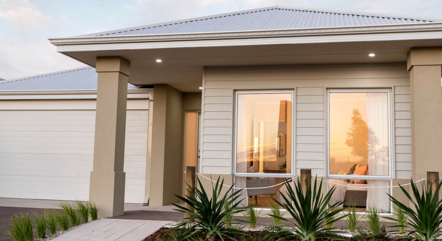The Sands Display Home