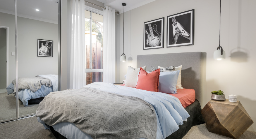 Lily Display Home Bedroom