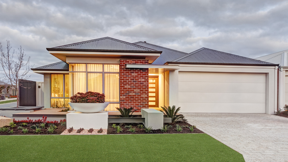 Golden Key Award for Perth Display Home of the Year - Summit Homes