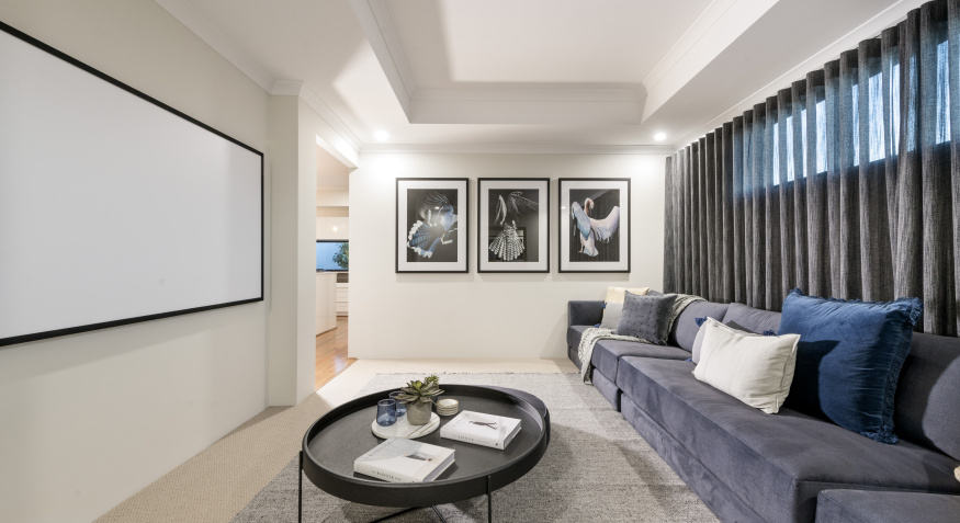 Northport Display Home Theatre