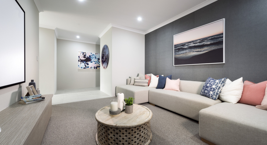 Lily Display Home Theatre