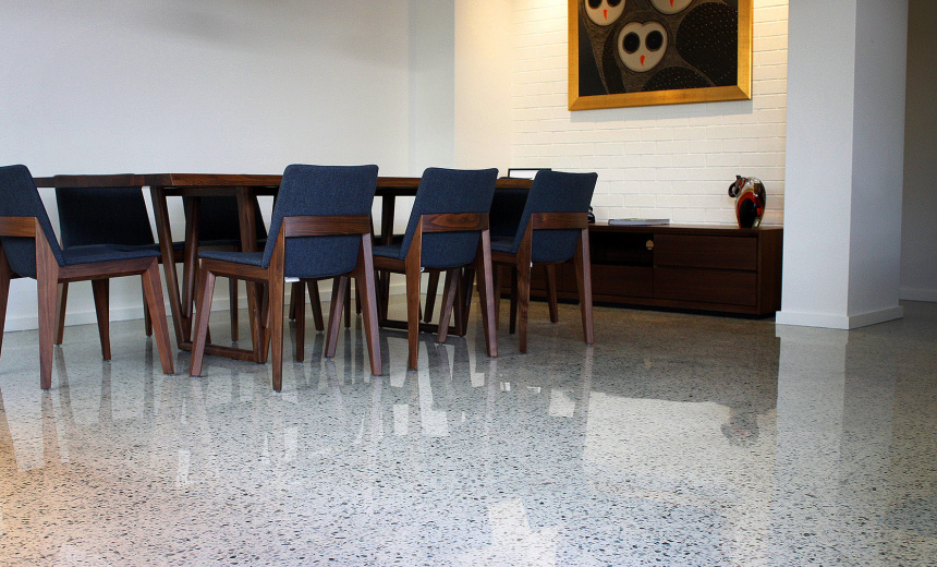 Termishine - 3 Polished Concrete look