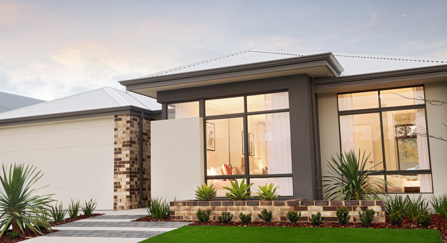 The Serenity Display Home