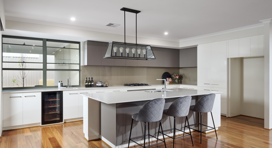 Southport Display Home Kitchen