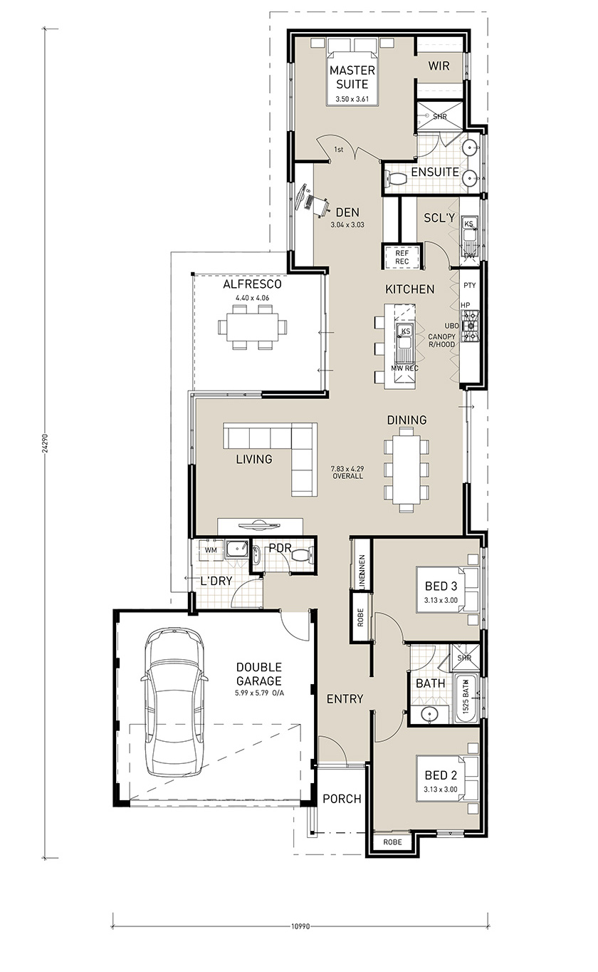 100 Three Story House Plans 24 Unique House Design